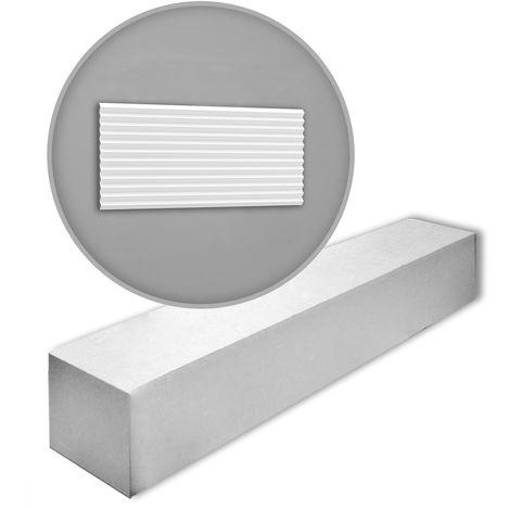 Orac Decor W108-box MODERN ZIGZAG 1 carton 13 pièces 3d Panneaux muraux 26 m