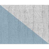 Papier peint intiss/é blanc /à peindre textur/é EDEM 375-60 d/écorative aspect canevas double 106 cm 26,50 m2