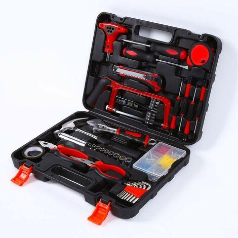 Caisse à outils et mallette à outils 334 pièces Smart-Xxl