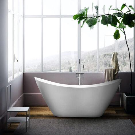Les dimensions et les matières des baignoires