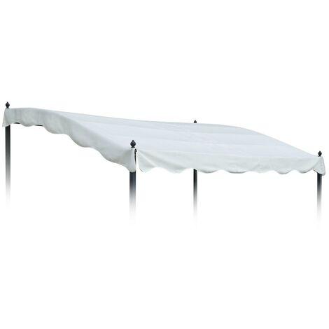 Toile de remplacement 3x2 gazebo Pergola couverture