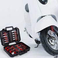 Caisse et boite à outils de travail 99 pièces Smart-L