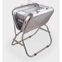 Barbecue pliable portable et pratique pour barbecue en plein air Beech