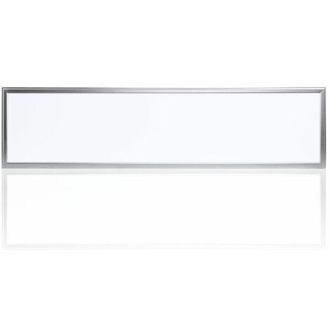 Anten Dalle LED 40W 120×30CM Dalle Lumineuse LED pour Plafond Blanc Chaud 2800K