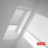VELUX Original Store Vénitien (PAL), Cadre Blanc, MK06 - Naturel Sablé