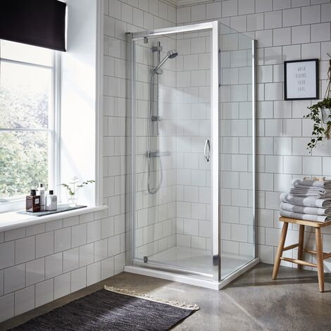 Nuie Ella 700mm Shower Side Panel - ERSP70