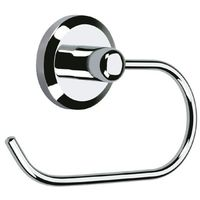 Bristan Solo Chrome Wall Mounted Toilet Roll Holder - SO-ROLL-C