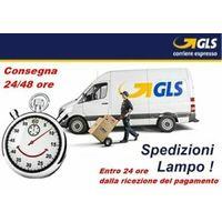 "BOMBOLETTA VERNICE SMALTO SPRAY GIALLO FLUORESCENTE 400ml ""AMBRO-SOL"" ITALY"
