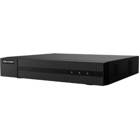 Grabador Dvr 4 camaras 5n1 1080plite/720p 25fps Salida HDMI Full HD y VGA Hwd-5104m