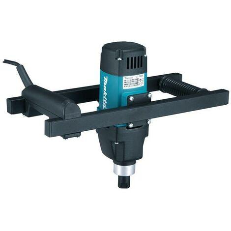 Makita UT1400 UT1400-Batidor 1.300W 0-900Rpm, 1300 W, 240 V, Negro, Azul