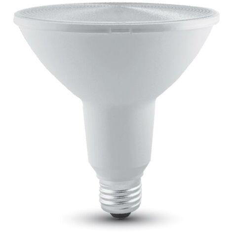 Bombilla LED PAR38 E2715W 6000K Blanco Frío IP65 Resistente al agua (salpicaduras)