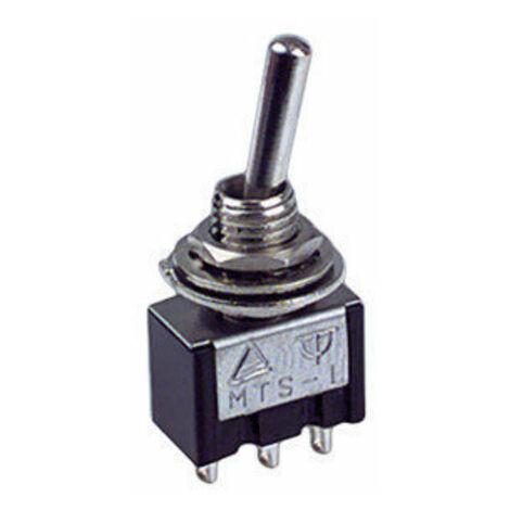 Interruptor para ventilador de techo 3 posiciones EDM 33920