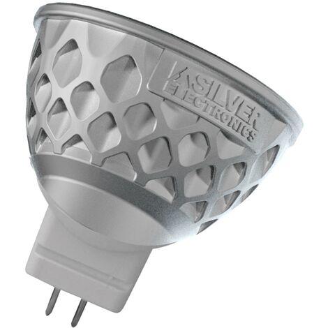 Bombilla LED GU5.3 4,5W 12Vdc 3000K CUBIC