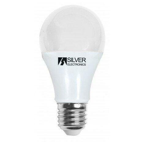 Bombilla LED E27 8W 5000K ESTANDAR REGULABLE