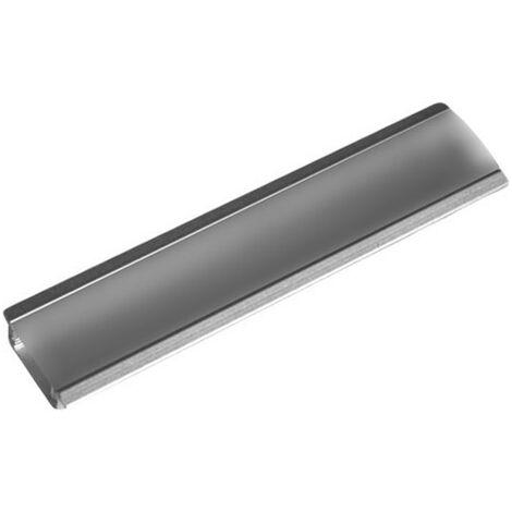 Perfil Aluminio Tira LED Empotrar Opal 2m