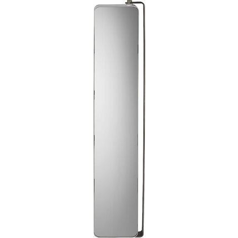 Croydex Arun 120cm Tall Pivoting Bathroom Cabinet