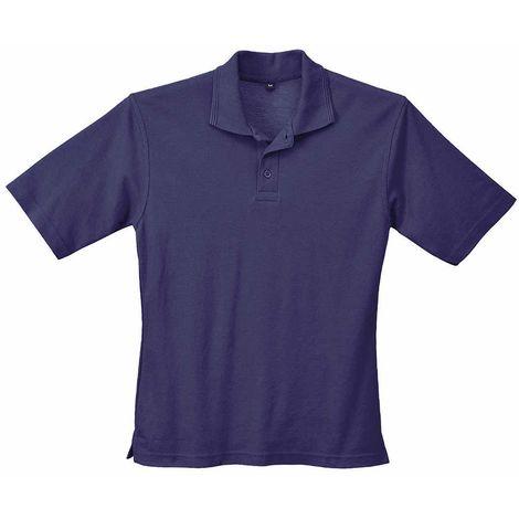 sUw Work-Casual X-Small Black Naples Mens Short Sleeved Polo Shirt