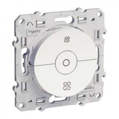 Legrand CELIANE 99796 Interrupteur VMC TITANE avec support griffes