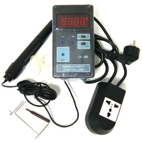 Testeur et régulateur de conductivité EC - CD-208