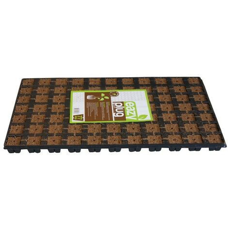 Cube de germination , bouturage Eazy Plug plaque 77 cubes