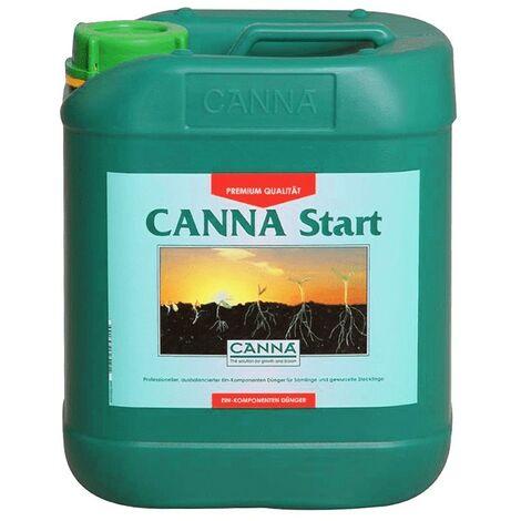 Canna - Start 5L - Engrais starter pour jeunes plantes