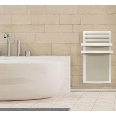 Pannaeau rayonnant seche serviette Aurea bain Noirot , 1000 W, 44 cm