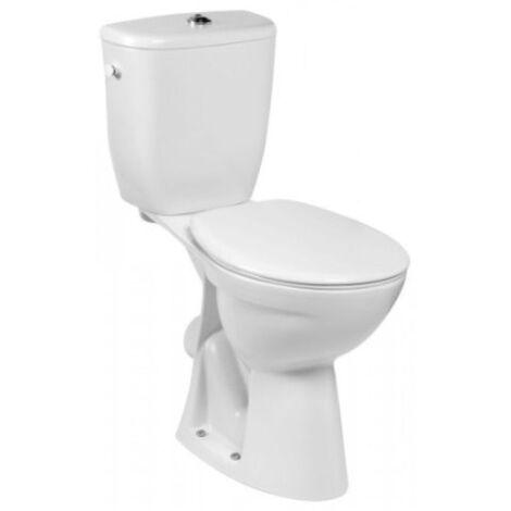 Jacob Delafon - Pack wc au sol surélevé Brive avec abattant wc