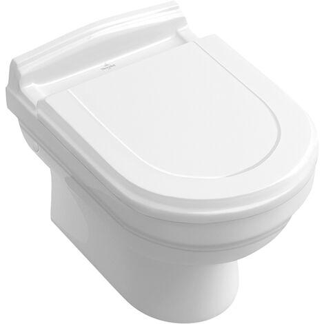 Villeroy & Boch WC suspendu Hommage + abattant