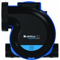 Aldes - VMC simple flux hygroréglable EasyHome Premium avec gaines