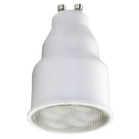 Bombilla Bajo Consumo GU10 13W (cálida)