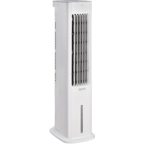 Igenix Evaporative Air Cooler with Remote Control and LED Display - IG9706