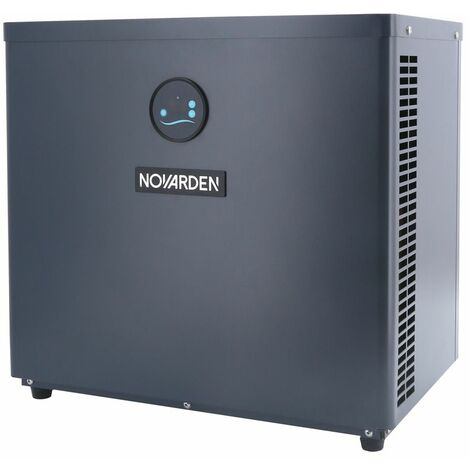 Pompe à chaleur de piscine NOVARDEN NSH35s - Gris