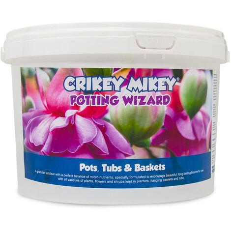Crikey Mikey Potting Wizard 2.5kg