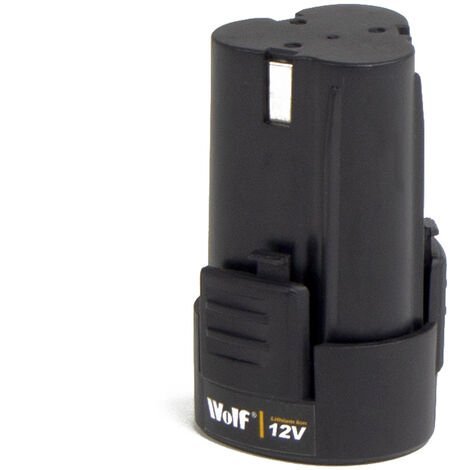 Wolf 12v Lithium-Ion Battery 1.5Ah