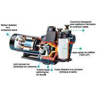 Pompe powerline 0,33 cv mono