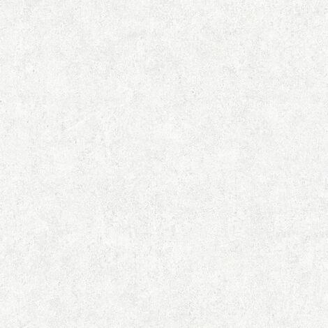 Papier peint gris clair intissé | Papier peint béton léger vinyle | Papier peint pour couloir sombre et étroit |362074 - 10,05 x 0,53 m