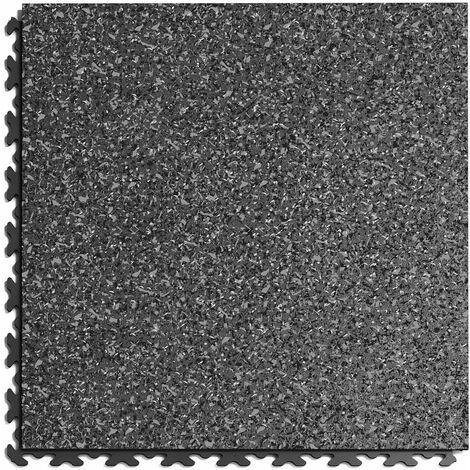 """Dalle PVC Garage Fortelock à joints invisibles Print ECO """"Gris 03"""" - 45,2 x 45,2 cm"""