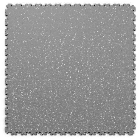 "Dalle PVC garage Fortelock XL Print 2230 ""Skin Gris 02"" - 65,3 x 65,3 cm"