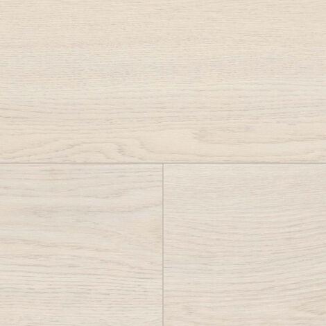 "Wineo 500 Large V4 ""LA169LV4 Flowered Oak White"" - Clair 1522 x 246 x 8 mm"