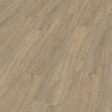 """Wineo 400 Wood   Lame PVC clipsable """"Paradise Oak Essential"""" - 121,2 x 18,7 cm"""