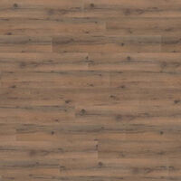 "Wineo 500 Large V4 ""LA177LV4 Strong Oak Dark Brown"" - Marron 1522 x 246 x 8 mm"
