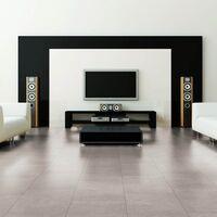 """Wineo 400 Stone   Dalle PVC clipsable """"Vision Concrete Chill"""" - 60 x 31,6 cm"""