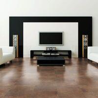 "Wineo 400 Stone | Dalle PVC clipsable hybride ""Fortune Stone Rusty"" - 60,1 x 31 cm"