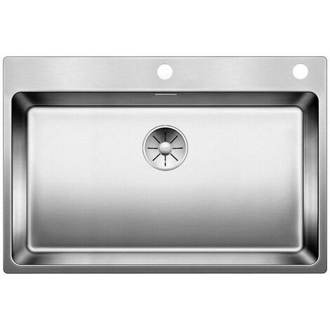 Evier BLANCO ANDANO 700-IF/A - Inox Lisse