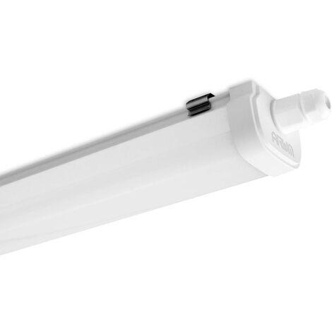 Reglette LED Etanche Panama 120cm 36W IP65 Interconnectable | Température de Couleur: Blanc neutre 4000K