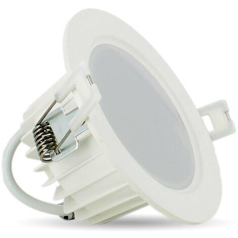 Spot Encastrable Plafond BBC 6W 470 lumens   Température de Couleur: Blanc neutre 4000K