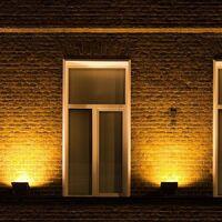 Projecteur LED 100W 8000 Lumens VTAC Pro NOIR IP65 extérieur | Température de Couleur: Blanc froid 6400K