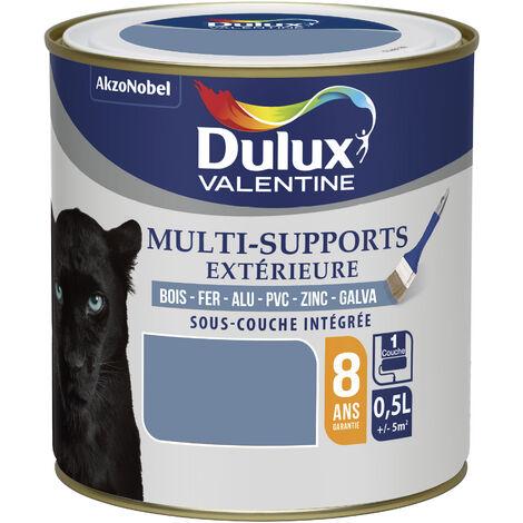 Peinture Multi-Supports Extérieure Satin Ciel D'Orage 0,5 L - Dulux Valentine