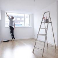 Peinture murs et plafonds en phase Aqueuse Bicouche Mat Blanc 10 L - Dulux Valentine