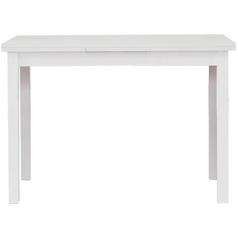 Tavolo Da Pranzo Moderno Di Design Allungabile Frassinato 70 X 110 150 190